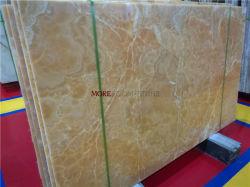 الصين ممون عسل أصفر [أنإكس مربل] حجارة لون