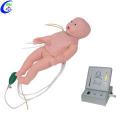 Полную функциональную медсестер для новорожденных и грудных детей манекена моделирования имитатор воспламенителя к разъему датчика СЛР