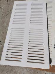 Non-Stick Aluminiumgitterplatten-mit hoher Schreibdichte Vorstand/Gitterplatte für Tonerde-Industrie