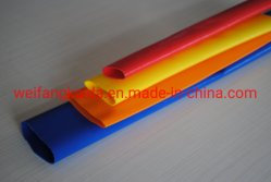 """1 """" 8 """" al tubo flessibile piano posto tubo flessibile disponibile del PVC del tubo flessibile di irrigazione del PVC Layflat di 50m 100m"""