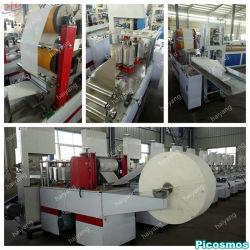 Полностью автоматическая машина для цветной печати складывание бумаги Napkin оборудования