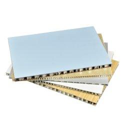 Пвдф покрытие ячеистой алюминиевой панели для установки на стене оформление