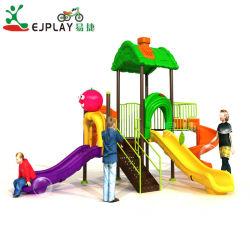 Parque Infantil de plástico personalizada deslize Swing crianças engraçadas equipamentos de playground Piscina Deslize Conjunto plástico--Equipamento Parque de Diversões Parque infantil