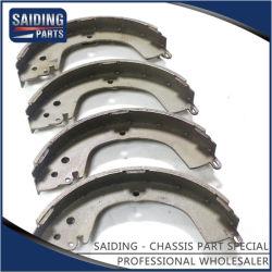 Zapatas de freno de tambor de automóviles Car Parts Señor178826 Accesorios para Mitsubishi L200
