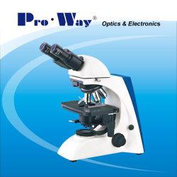 専門家LED Seidentopf Binocular Biological MicroscopeおよびUpgrade Available (PW-BK5000)