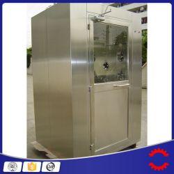 Edelstahl-einzelne Personen-Luft-Dusche für sauberen Raum