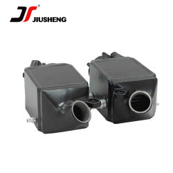 Automotive Radiator Factor Black Aluminium Intercooler für Autorennen Teile