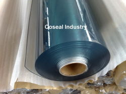 Folha de PVC com normas REACH
