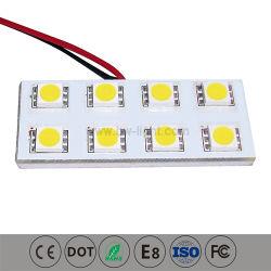 Luz de Teto automático LED carro a Luz do Teto (PCB-008Z5050)