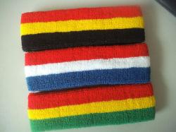 Esportes de basquetebol de algodão a banda de cabeça