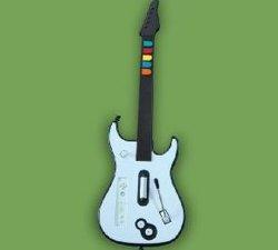 Klassische E-Gitarre für Wii/Spiel Zubehör (SP5011)