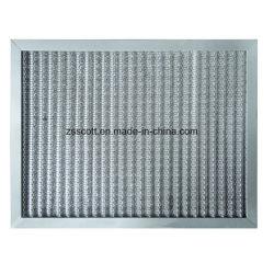 G3 эффективности расширения воздуха пористая Металлический фильтр для очистки воздуха