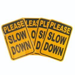Signo de la velocidad del radar pantalla LED de la autopista de realimentación de velocidad del controlador de velocidad por radar dinámico