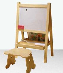 Bamboo Studio caballete caballete / Intérprete / tablero de dibujo para niños