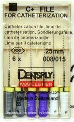 File C+ cateterizzazione Maillefer file di trattamento canale radice