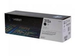 خرطوشة مسحوق حبر ألوان أصلية من السلسلة CF380A لطابعات HP LaserJet