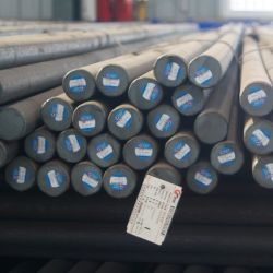 材質 : 45mn 径 40mm 径 120mm Barras De Acero para Molino/Grinding rods for Mills