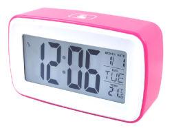 Promoción de logotipo personalizado Reloj de sobremesa digital