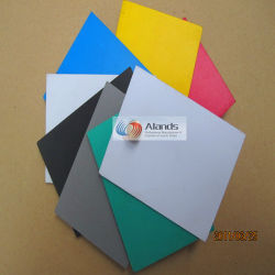 Белый и черный 3-18мм ПВХ пенопластовый лист