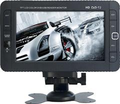 DVB-T2 (HDTC768A-T2)のHdtc768AT2 7のInch TV