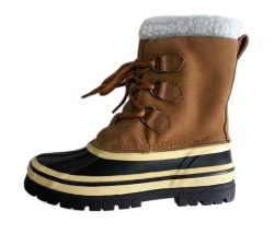 La mode Chaud bean boots