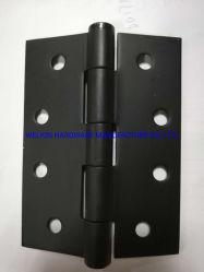 Edelstahl-Tür-Scharnier mit Kugellager für hölzerne Tür oder Möbel-Tür (DH-002)
