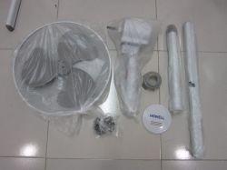 Ispezione di prespedizione per ventilatore a cavalletto in Cina