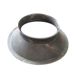 Первый этап реорганизации металлических частей холодной экструзии вращающихся деталей