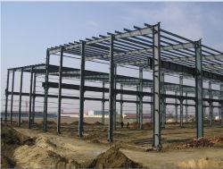 Estrutura de aço Buildingnew Cimento de aço do tipo sanduíche de EPS/ Workshopstructural Estrutura de aço (XGZ-348)