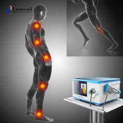 1-5 Bar Shockwave impotencia tratamiento de fisioterapia de onda de choque de la máquina para el alivio del dolor
