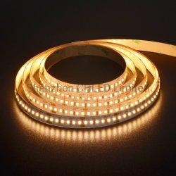 Flexible 240LED SMD2216/M DC12V DC24V 10mm Bande LED lumière pour l'intérieur décoration extérieure