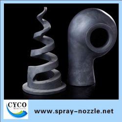 Cyco grand cône creux en silicone de carbure de débit de buse