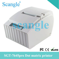 POS de matriz de puntos impresoras de recibos (SGT-7645)