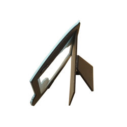 Neues Produkt weiche Abbildung-Foto-Rahmen des Belüftung-2D Silikon-3D