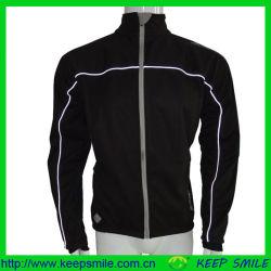 Custom мужчин зимней одежды цикла для куртка с светоотражающей окантовкой