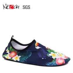 뜨거운 판매 빠른 건조 네오프렌 만들기 해변 아쿠아 피부 신발