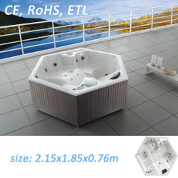 Monalisa familia bañera Jacuzzi al aire libre SPA