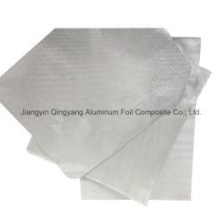 Алюминиевая фольга стекловолоконной ткани со светоотражающими Теплоизоляция упаковочного материала