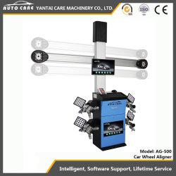 Alinhador de Rodas 3D com quatro câmaras