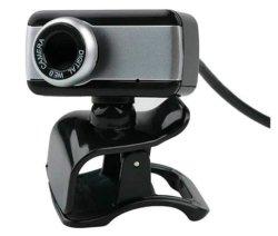 Быстрая доставка! USB камера для ПК PC портативный компьютер веб-камера с микрофоном
