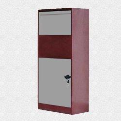 Fas-158 최신 판매 주문을 받아서 만들어진 금속 포장 납품 로커 소포 상자