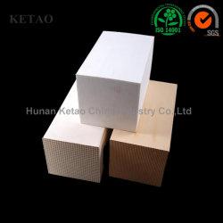 Fornecedor de profissionais de favo de cerâmica para um filtro de ar /filtro poroso de Mídia