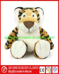 Bettwärmer-Lavendel-Weizen-Beutel-erhitztes Tiger-Spielzeug-Geschenk