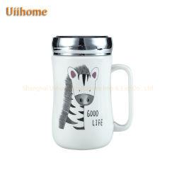 La alta calidad fortalecer tazas de té de cerámica de porcelana porcelana taza de café