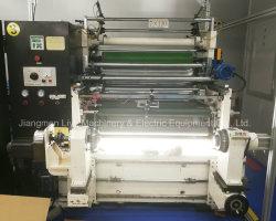 Film die van de Condensator van de fabriek de Directe en Apparatuur/Snijmachine scheuren opnieuw opwinden