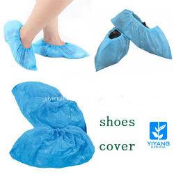 Plastic Cover Shoe in PE en CPE
