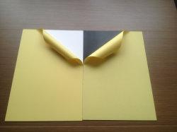 Zelfklevend Pvc-Schuimrubberen Hardvel Voor Interne Pagina'S Pvc-Albumblad Fotoboek Maken