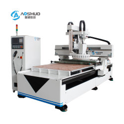 Professional Fabricant ATC Auto 1325 CNC Router Woodworking Machinery