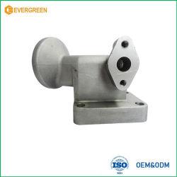 Personalizar o aço inoxidável torno mecânico da moenda rodando o alumínio Peças de Usinagem