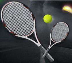 Высокое качество цельный графит&алюминиевого сплава теннисную ракетку